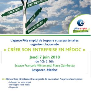 2018.06.07 - Créer son entreprise en Médoc