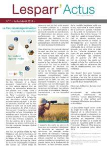 thumbnail of 2018.07 – Lesparr'Actus_JuilletAout2018_web