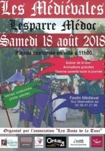 2018.08.18 - Médiévales 2018