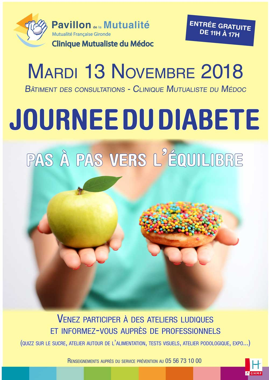 2018.11.13 - Journée Diabète