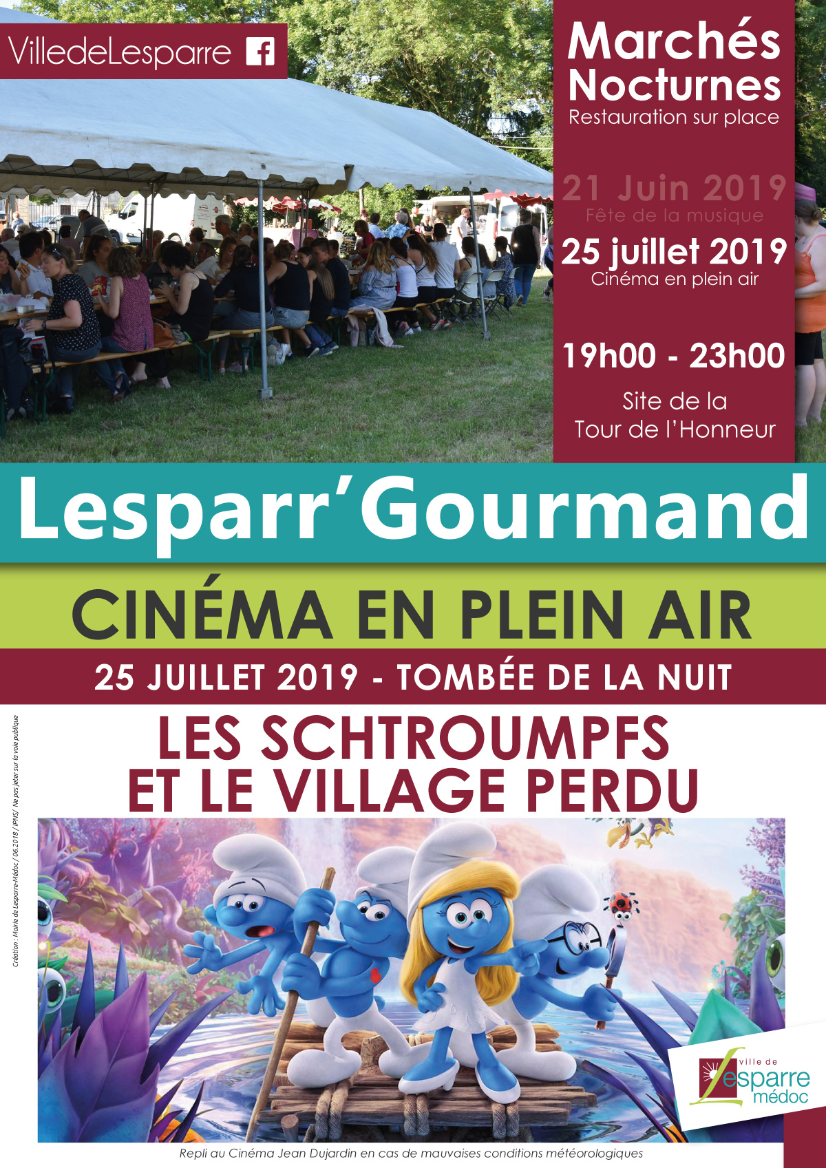2019.07.25---Lesparr'Gourmand---Ciné