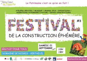 2019.09.21 - Festival Construction Ephémère - Nodris