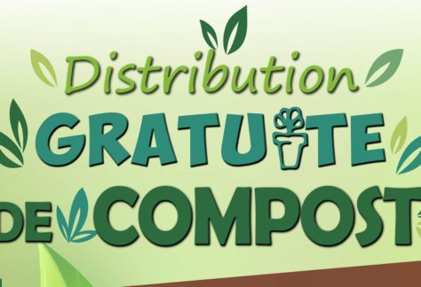 AFFICHE DISTRIBUTION DE COMPOST POUR SITE INTERNET 2020 - Bandeau