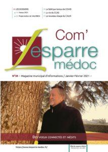 thumbnail of ComLesparre_Janvier2021_V1