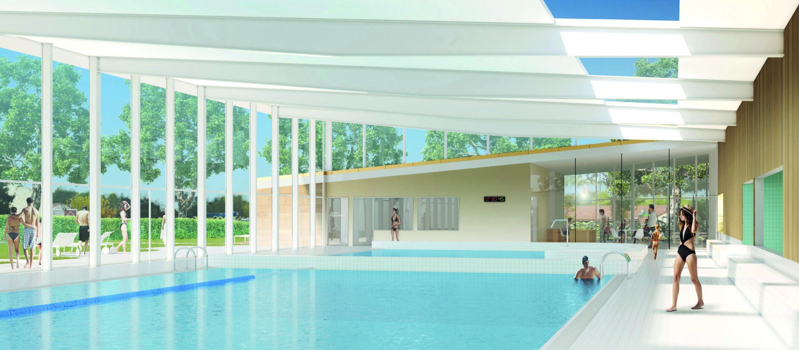 Lesparre Centre Aquatique intérieur