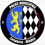 Logo de la Police Municipale de Lesparre