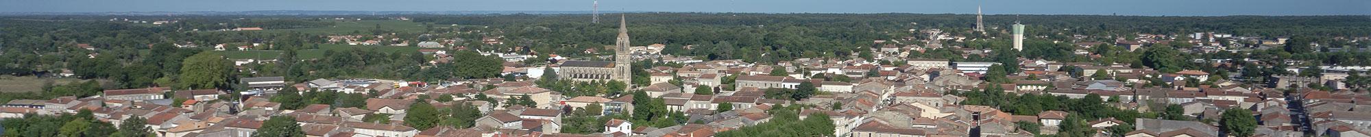 Panorama de Lesparre